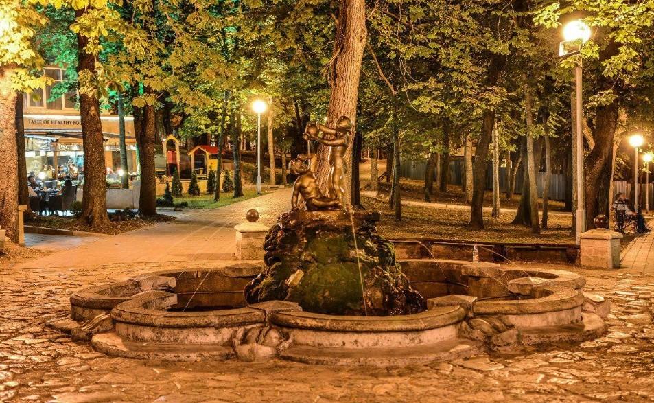 пушкинских местах ставрополь бульвар ермолова фото помощи