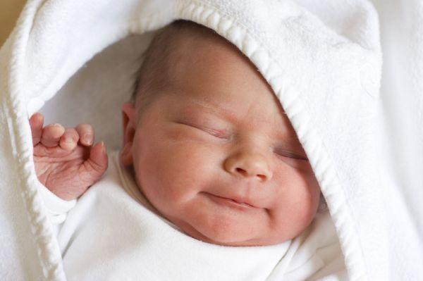 Лечение потницы на лице у новорожденного